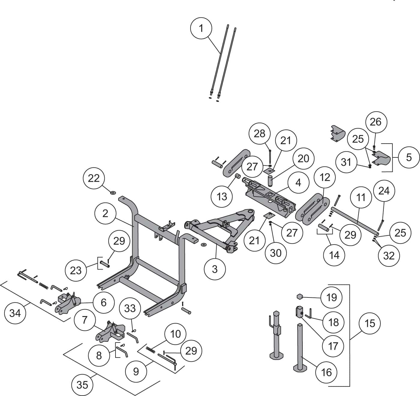 Fisher Plow Wiring Parts