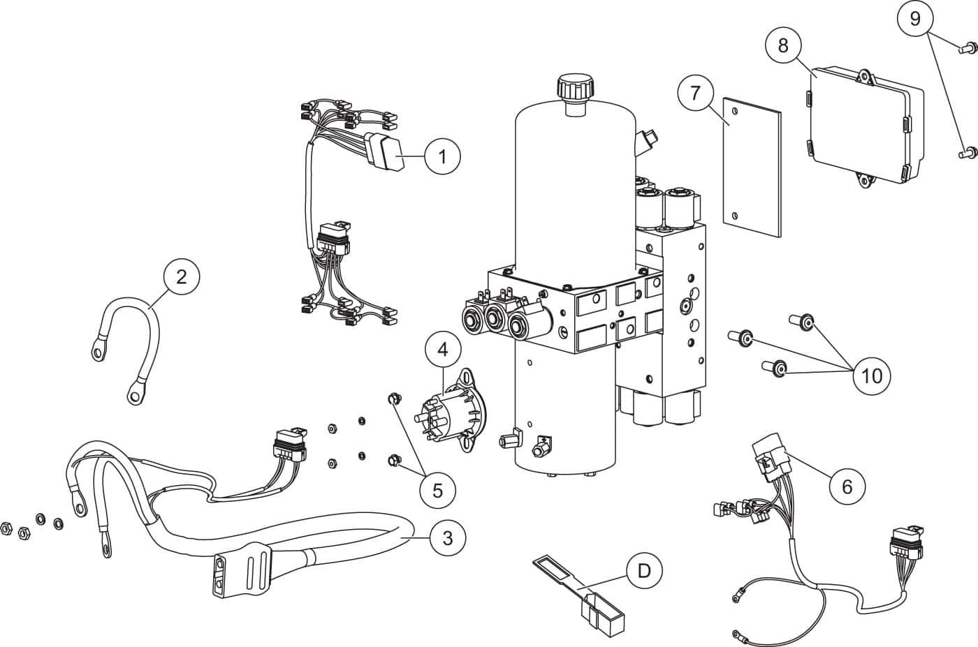 Fisher 3 Plug Wiring Diagram