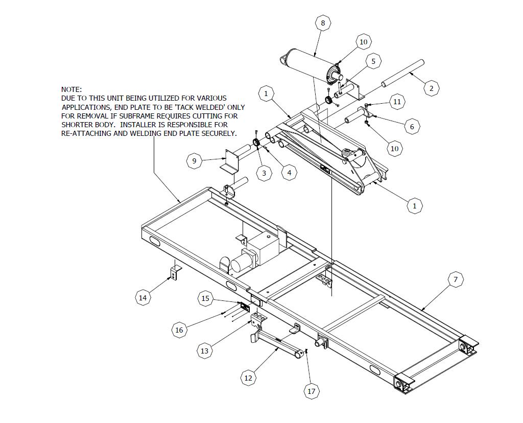 Hoist Parts Amp Diagrams