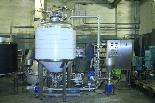 Линии производства сгущенного молока по ТУ и ГОСТ
