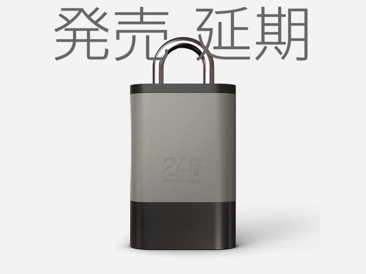 246(ニーヨンロック)発売延期