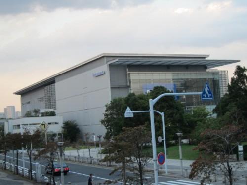 パナソニックセンター東京 外観