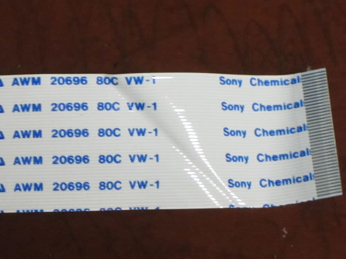 Sony Chemicals Corp. AWM 20696 80C VW-1