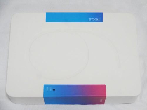 Nexus 9 外箱