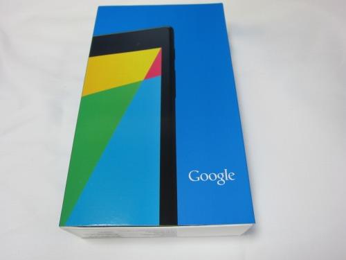 Google Nexus 7 2013 外カバー