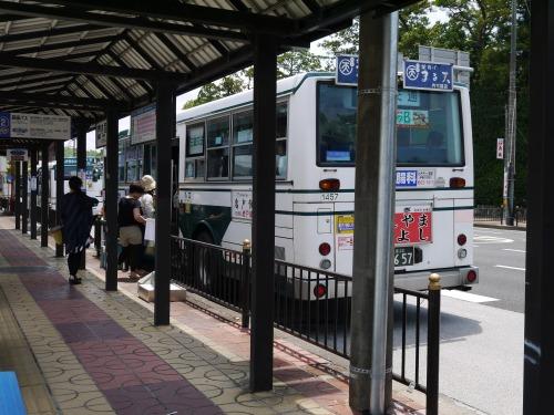 内宮行きバス