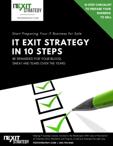 IT Exit Strategy in 10 Steps