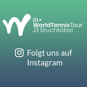 ITF HEAD Cup now on Instagram!