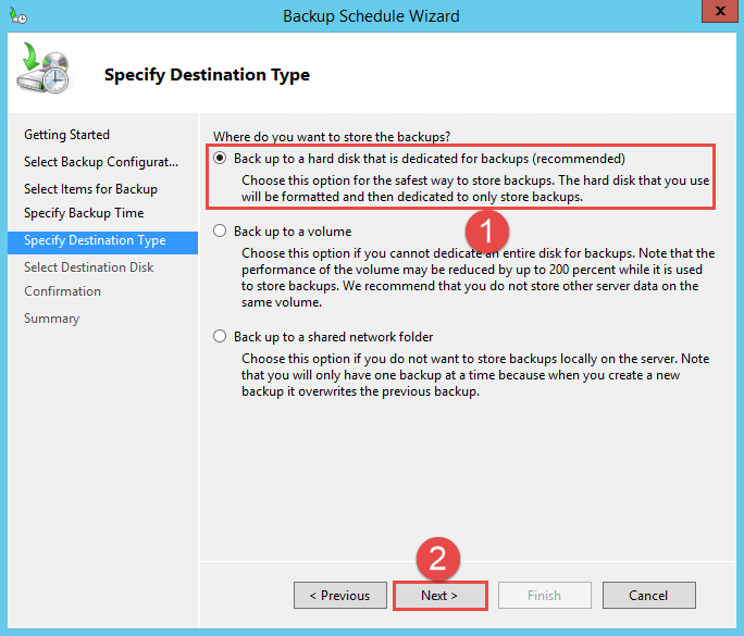 Configure Active Directory Backup - IT for Dummies