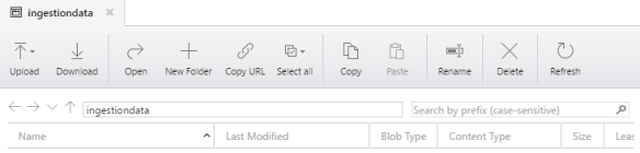 Import PST Office 365 PowerShell -Azure Storage Explorer