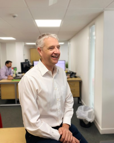 Graeme | IT Foundations | Edinburgh | Business IT Support | Consultancy Services | Cyber Security