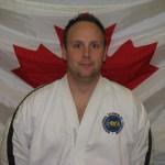 Mr Steve Marcia - Sask Taekwondo