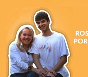 """No me importa si mi hijo usa pollera, estaré con él""   Todo Mejora: Rosario Portillo."