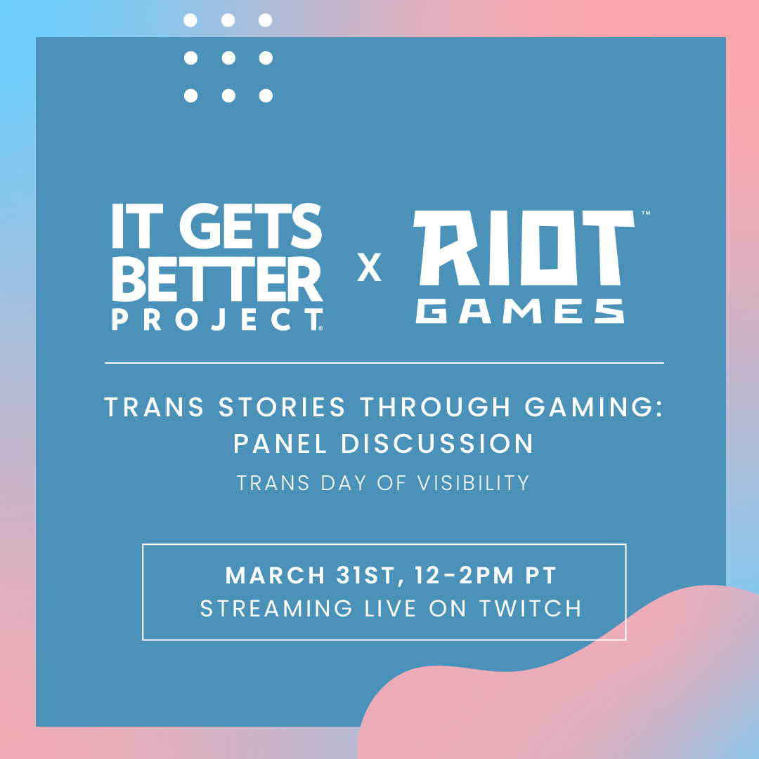 Trans Day of Visibility: Trans Stories Through Gaming