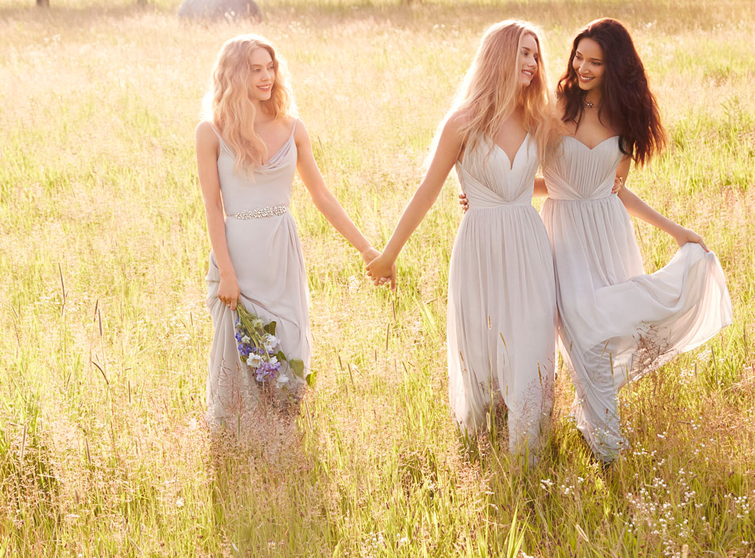 New Bridesmaids Dress Collection