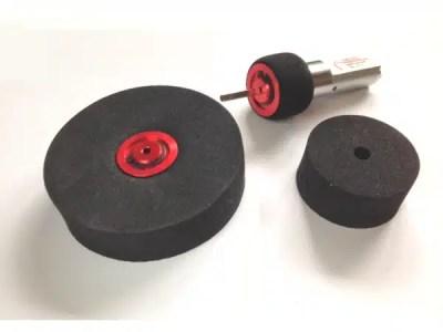 Foam Neoprene snap wheels