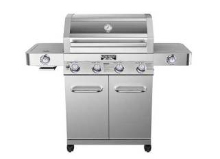 Monument Grills Clearview Lid