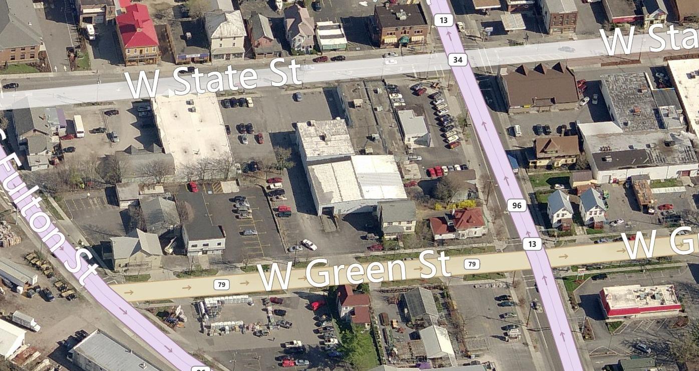 Ithaca Builds 171 Finger Lakes Beverage Center Westgate Plaza