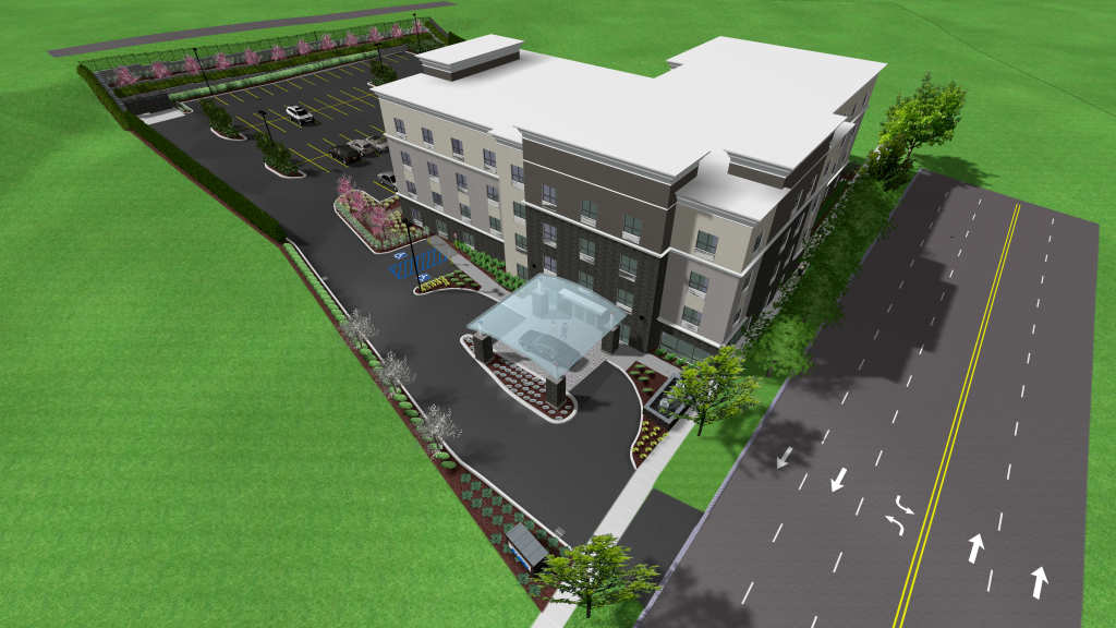 All Suites Hotel Render 1