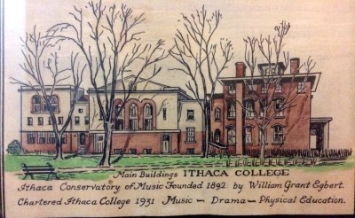 Ithaca Conservatory of Music
