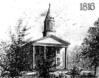 Church Buildings 1816