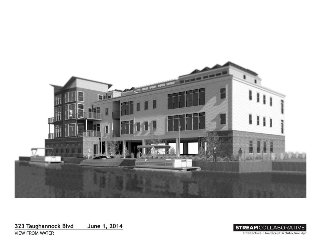 323 Taughannock Boulevard - SPR Application Submission - 06-02-14-2