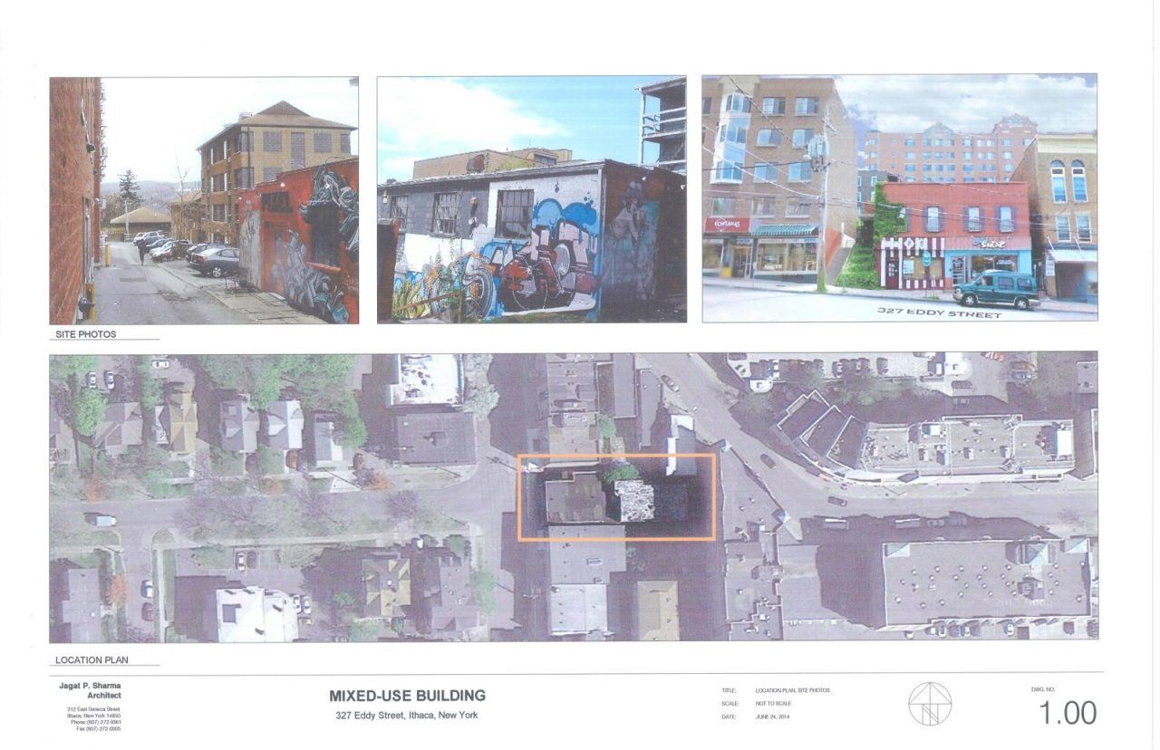 327 Eddy Street - Mixed-Use Building - Sketch Plan Drawings - 06-24-14_Page_2