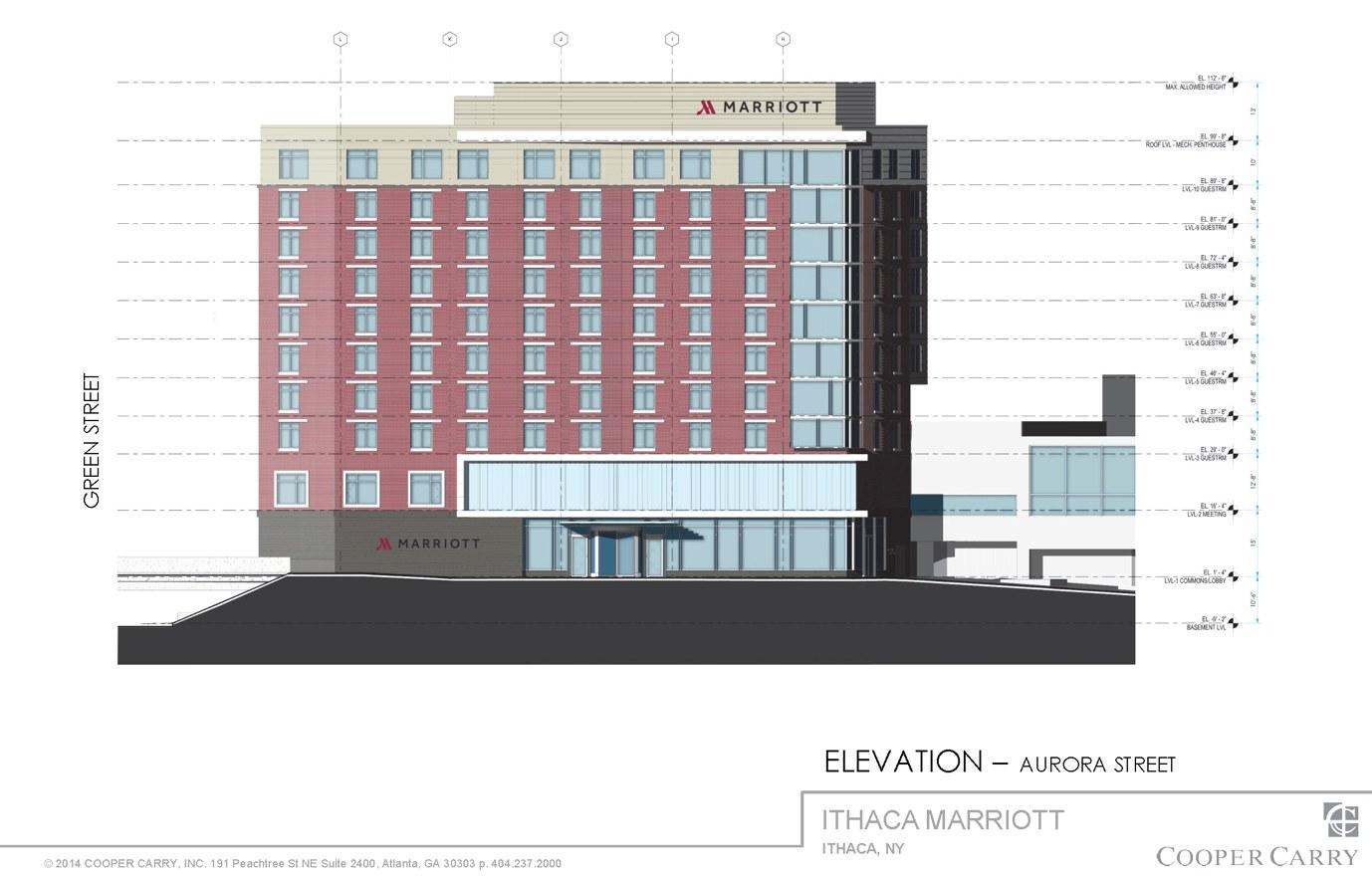 Marriott Hotel - Planning Board Presentation - 06-10-14_Page_2