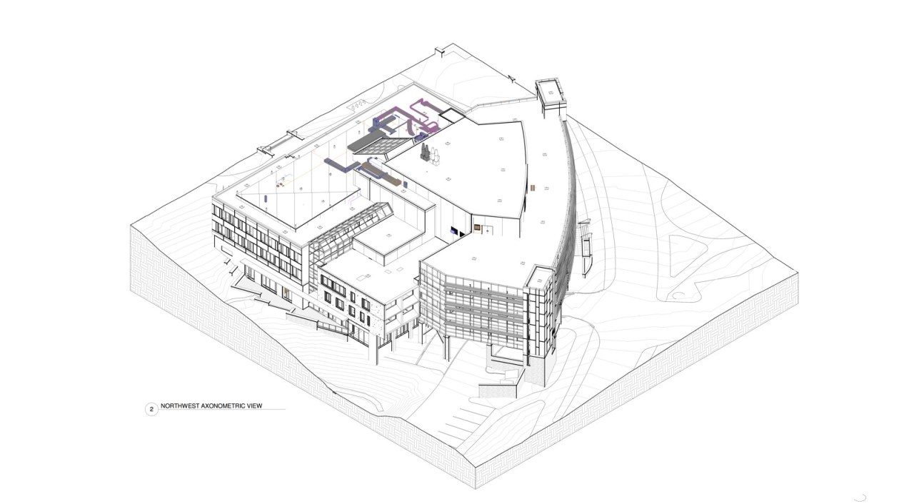 Gannett Health Services Building - SPR Application - Drawings - A200-C202 - 06-04-14-2