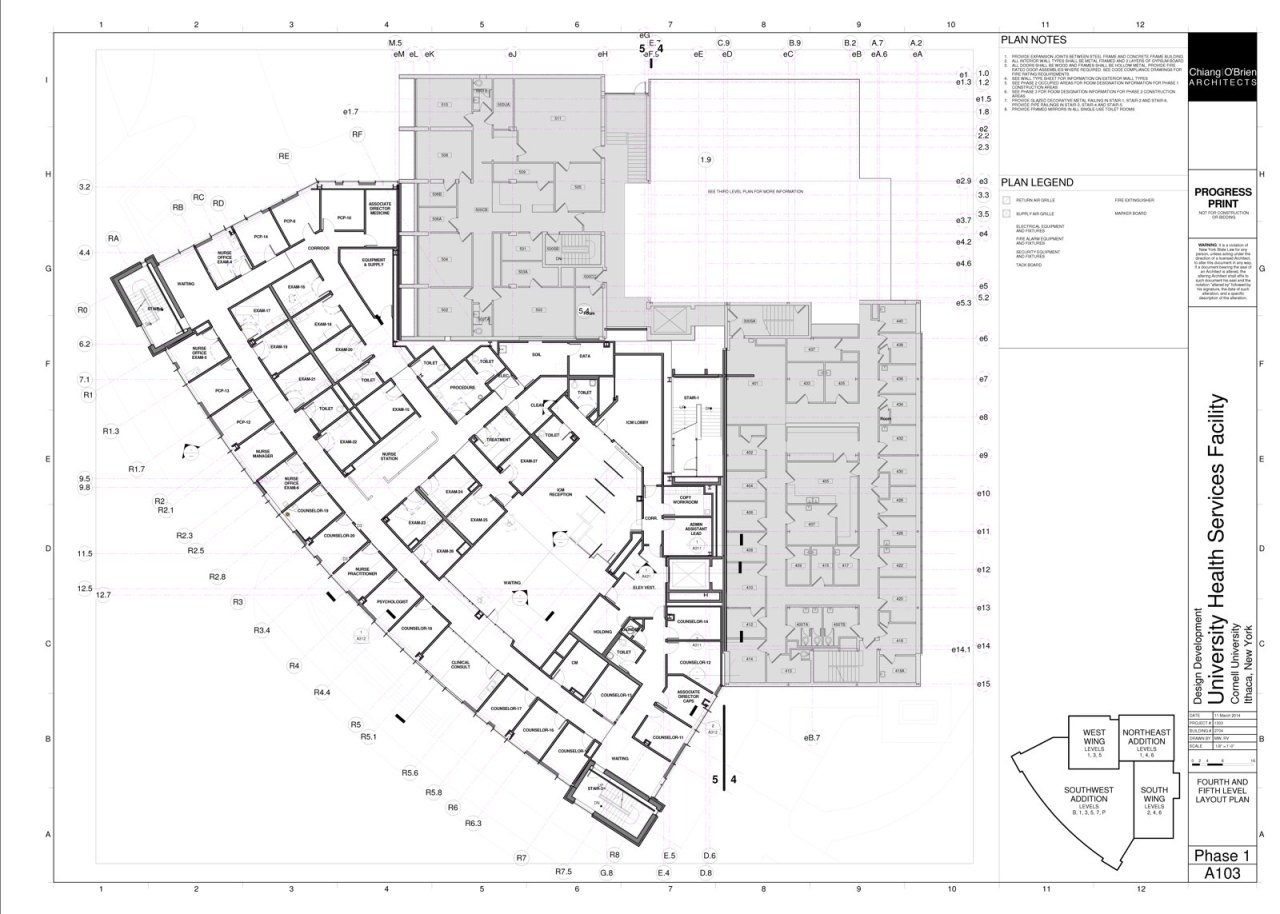 Pages from Gannett Health Services Building - SPR Application - Drawings - Phase 1 - 06-04-14_Page_3