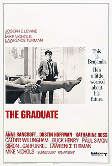 "Cornell's Steve Ludsin:  ""The Graduate"" and the end of youthful optimism"