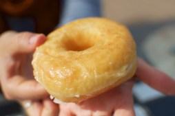 Ithaca Bakery donut