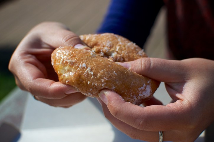 Harrison's Bakery donuts