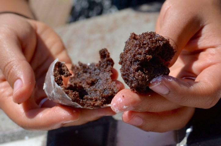 Wegman's Donuts - Chocolate Cake