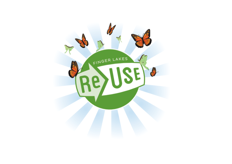 Finger Lakes ReUse Accepting Materials at Convenient Drop-Off Locations Including a New Site at 700 W. Buffalo Street