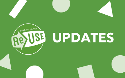 Finger Lakes ReUse Updates