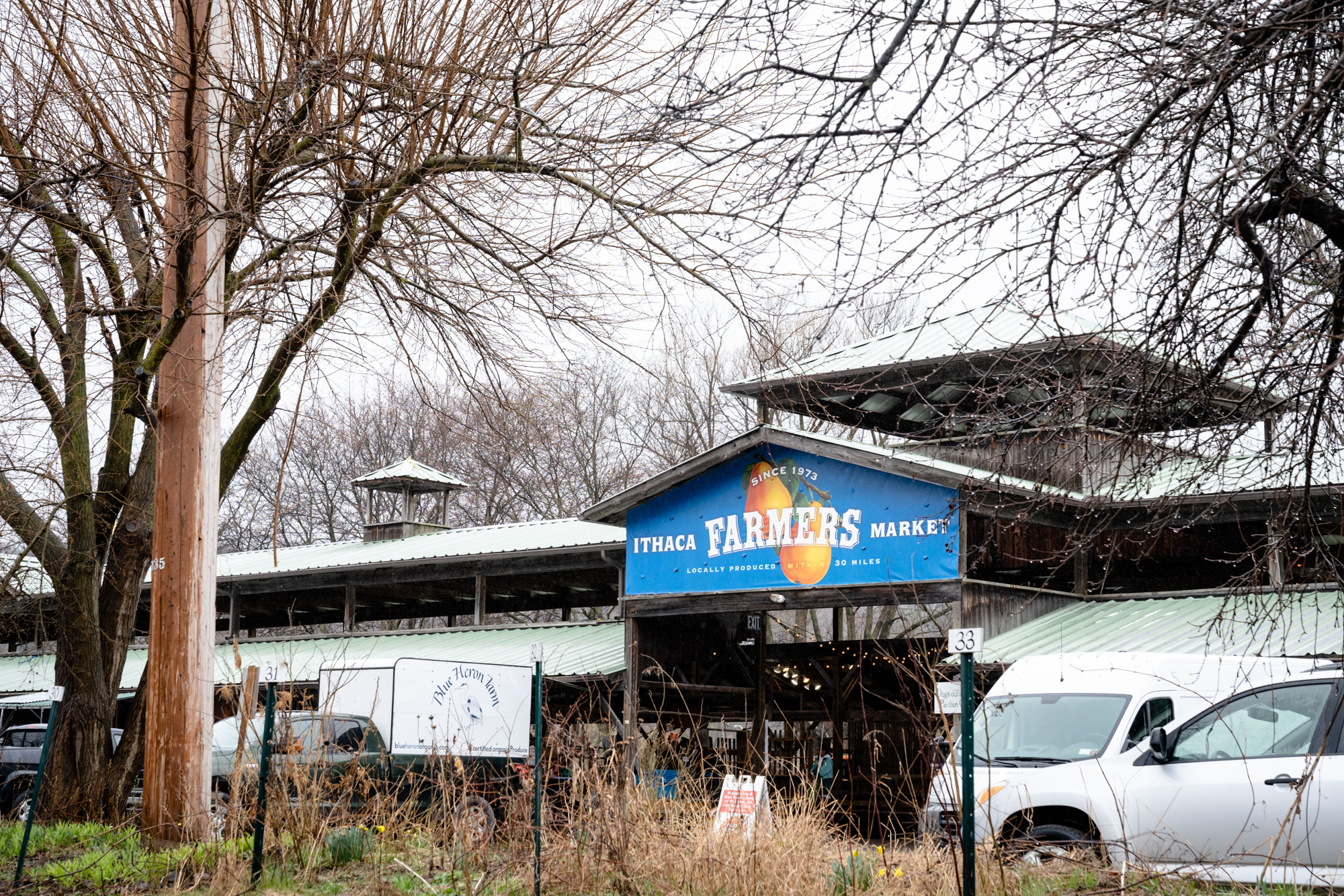 Ithaca Farmers Market leader steps down after allegations of racist incident