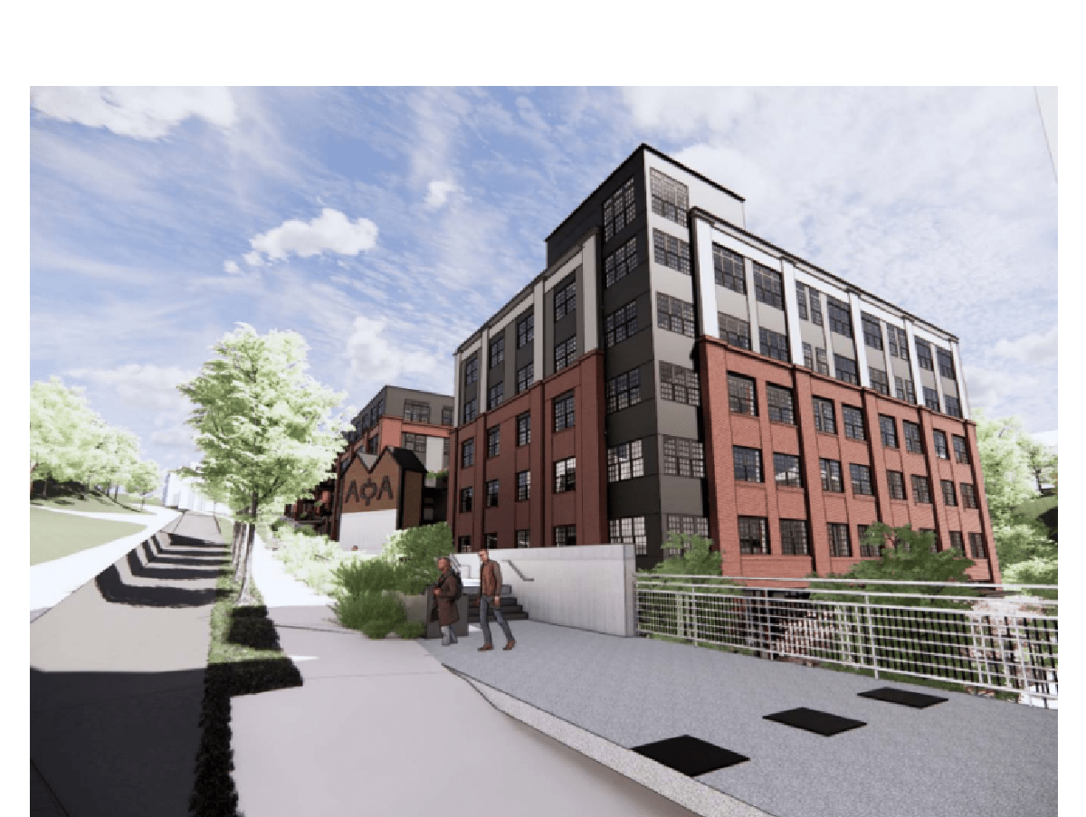 In Special Meeting, Planning Board grants approval to downtown apartments
