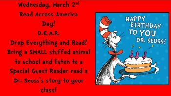 Wednesday Dr. Seuss