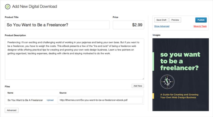 Exchange for WordPress