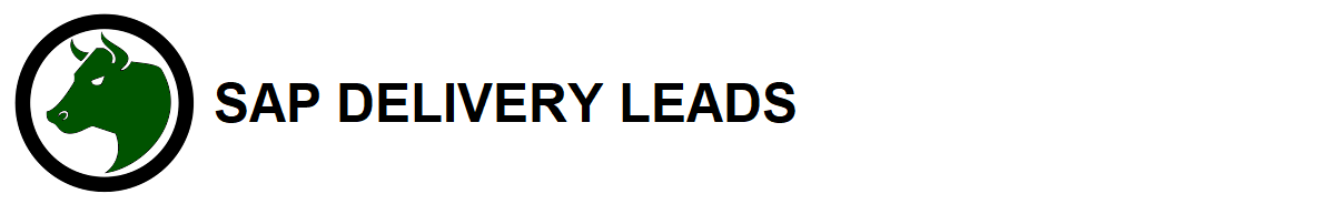 SAP Delivery Leads Header