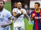 Đội hình miễn phí Hè 2020 với Messi, Ramos