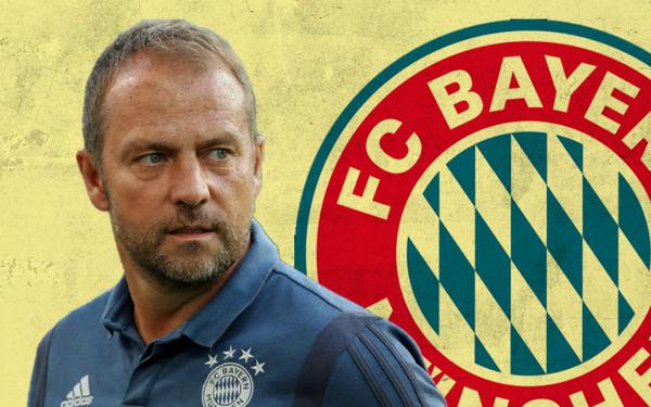 Bayern đã có HLV thay Hansi Flick