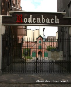 The Entrance to Rodenbach