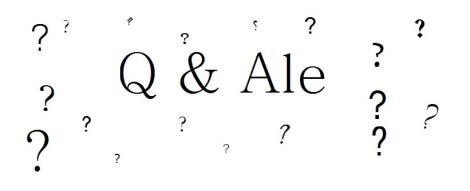 question and ale