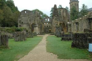 The Ruins of Orval