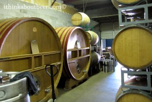 Kegs and Foeders and Barrels, Oh My!