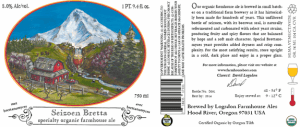Logsdon Seizoen Bretta Label
