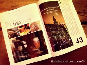 Belgian Beer and Food Photo 2
