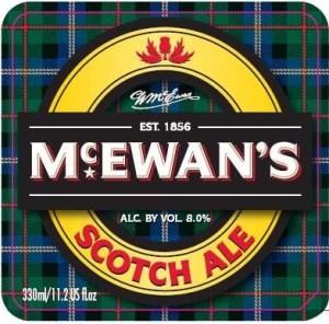 McEwans Scotch Ale